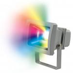 Прожектор светодиод. ULF-S01-10Вт/RGB IP65 110-240В
