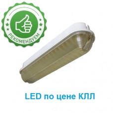 Антивандальный светодиодный светильник для ЖКХ ЛПБ LED 8 ВТ