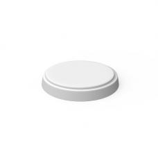 Светильник ЖКХ HALL круг 8W 680lm 4000K 200-240V IP40 D135*32мм белый LED