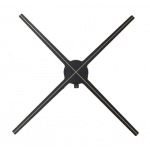 Голографический 3D вентилятор 65 см, WIFI