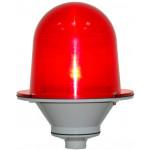 Заградительный огонь «ЗОМ-3» >10cd, тип «А», 30-265V AC/DC, IP54