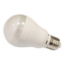 Лампа светодиодная со встроенным оптико-акустическим датчиком ЛА-03
