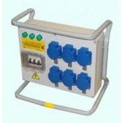 Разделительные трансформаторы и электрощитки и другое электротехническое оборудование от компании ЭЛВЕК