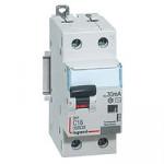 Дифф. автомат 2п (1P+N) C 16А 30мА тип AC 6кА DX3 2мод. Legrand 411002