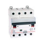 Дифф. автомат 4п C 32А 30мА тип AC 6кА DX3 4мод. Legrand 411189