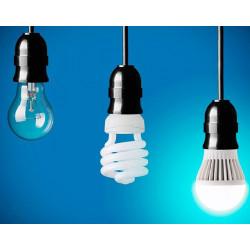 Минэнерго предложит запретить лампочки накаливания мощнее 50 ватт