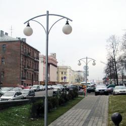 В Подмосковье установят более 17 тысяч уличных светодиодных светильников до конца 2019 года