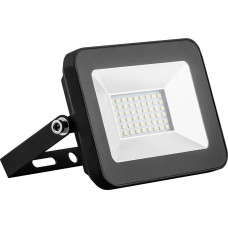 Прожектор SFL90-20 2835SMD 20W 6400K AC220V/50Hz IP65, черный в компактном корпусе 135*95*40 мм