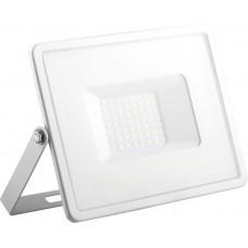 Прожектор SFL90-50 2835 SMD 50W 6400K AC220V/50Hz IP65, белый в компактном корпусе, 221*152*40 мм