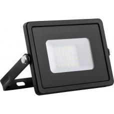 Прожектор SFL90-50 2835 SMD 50W 4000K AC220V/50Hz IP65, черный в компактном корпусе, 221*152*40 мм
