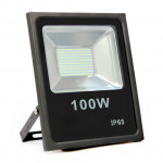 LE FL SMD LED3 100W CW IP65