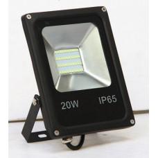Прожектор светодиодный LE FL SMD LED3 20W CW IP65