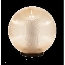 Шар Золотистый, 48 Вт, светодиодный светильник