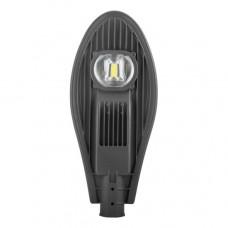 SP2559 уличный 1LED*60W - 6400K  AC230V/ 50Hz цвет черный (IP65), 620*260*60mm