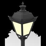 Парковый светильник «RETRO»