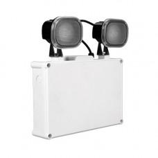 Накладной аварийный светильник непостоянного действия WALL-EM